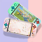 For Nintendo Switch Accessories Tempered Glass Screen Protector Color Border 2pc
