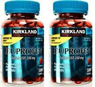 Внешний вид - Kirkland Signature Ibuprofen USP, 200mg NSAID 500-2000 Tablets Pain/Fever Relief