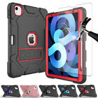 "For iPad Air 4th 10.9"" / iPad Pro 11 2018 / 2020 Shockproof TPU Stand Case Cover"