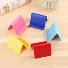 Universal Plastic Phone Holder Stand Base Mobile Phone 5 Colors For Children