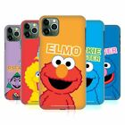 OFFICIAL SESAME STREET CHARACTERS HARD BACK CASE FOR APPLE iPHONE PHONES
