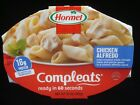 Choice of 20 - Hormel Compleats - Heat & Eat Meals - Emergency / Survival Food