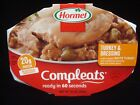 Hormel Compleats - Choice of 22 - Heat & Eat Meals - Emergency / Survival Food