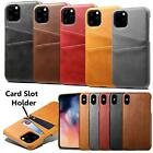 Leather Back Case Heavy-duty Protection Cover For Apple Iphone 11 7 8 6plus Se X