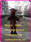 Moose Mascot Costume Suit Cosplay Party Dress Outfit Advertising Halloween New