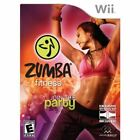 Zumba Fitness - Original Nintendo Wii game