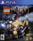 LEGO The Hobbit (Sony PlayStation 4, 2014) COMPLETE PS4 Lord of The Rings
