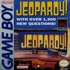 Jeopardy - Original Nintendo GameBoy Game