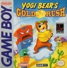 Yogi Bear's Gold Rush - Original Nintendo GameBoy Game