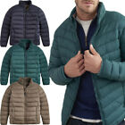 Joules Mens Go To Lightweight Contrast Warm Padded Jacket