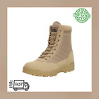 swat us military leather combat summer breathable boots for men
