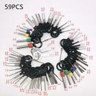26 - 70Pcs Set Pin Ejector Wire Kit Extractor Auto Terminal Removal Connector