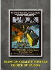 Where Eagles Dare Classic Movie Large Poster Art Print Gift A0 A1 A2 A3 A4 Maxi