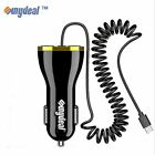 USB Fast Quick CAR Charger Adapter For Samsung Galaxy S10 S10 Plus S10e Note 9