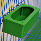 Parrots Food Water Drinking Bowls Bird Hanging Cups Pigeons Cage Hanging Bowl