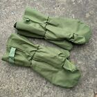 UK British Army Surplus Mk.2 Green Arctic Trigger Finger ECW MVP Outer Mittens