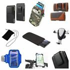 Accessories For Sharp Aquos Crystal Y: Case Belt Clip Holster Armband Sleeve ...