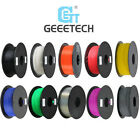 UK Geeetech 3D Printer Filament ABS PLA PETG SILK PLA 1.75mm 1kg Multiple Colors