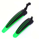Bike Adjustable Front Rear Mud Guard Mountain Bicycle Tire Mudguards Fender Set