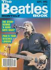 The Beatles Monthly Book Various Editions