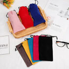 Glasses Cloth Bags Eyeglasses Pouch Drawstring Pouch Bags Sunglasses Bag