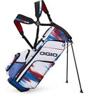 Ogio Woode 8 Hybrid Stand Golf Bag 8 Way Top - New 2021 - Pick a Color