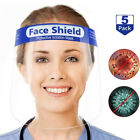 Unisex Face Shield Protect Visor Cover for Daily Activities & Working -US SELLER