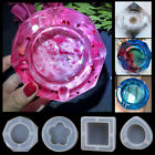 Silicone Ashtray Mold Resin Jewellery Making Mould Casting Epoxy DIY Craft Tools