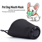 Adjustable Anti Biting Chewing Barking Pet Dog Muzzle Mouth Mask Cover