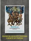Kellys Heroes Classic Movie Art Large Poster Print Gift A0 A1 A2 A3 A4 Maxi