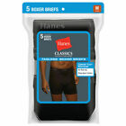 Hanes Men's Classics Tagless Boxer Briefs, 5-Pack <br/> Buy Direct from BOBS Stores