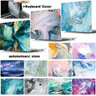 Colorful Clouds Marble Laptop Case Cover For MacBook Air Pro 11 12 13 15 16 inch
