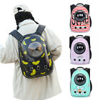 Pet Portable Carrier Backpack Space Capsule Travel Dog Cat Bag Airline Approved