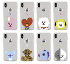 BT21 Jelly Hard Case Official BTS Kpop 100% Authentic