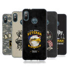 OFFICIAL U.S. ARMY PRIDE AND HONOR SOFT GEL CASE FOR HTC PHONES 1