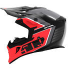 509 Adult Dark Ops with Red Tactical Helmet Snowmobile 2021