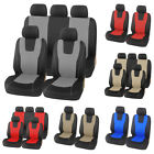 AUTOYOUTH Car Seat Cover Multi-color Dog Pet Auto Cushion Full Front Rear Set