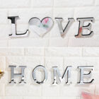 3d Diy Home Furniture Mirror Tiles Wall Stickers Self-adhesive Art Decorations