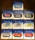 (IN BOX) Blue Orange Red Pink SONY Playstation PS Vita 2000 Slim PCH-2000 Import