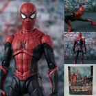 SHF Spider Man Homecoming Made Suit Ver S.H.Figuarts Action Figure Toy Model