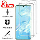 3Pcs Tempered Glass Screen Protector For Huawei P20 P30 P40 Lite Mate 40 30