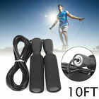 Gym Aerobic Exercise Boxing Skipping Jump Rope Bearing Speed Fitness F1