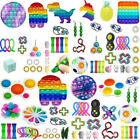 32 Pack Sensory Toys Set, Relieves Stress and Anxiety Fidget Toy for Children US