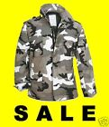 URBAN CAMO NEW M65 JACKET ARMY COAT VINTAGE ★XS to 6XL