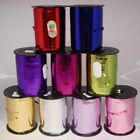 Choice of Colour Metalic Curling RIBBON 250m    Balloon