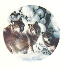 Ceramic Decals Wolves Wolf Winter Snow Tree Scene image