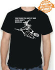 I MARRIED A WITCH T-shirt FUNNY Mother In Law / Wife S/M/L/XL/XXL BIRTHDAY GIFT