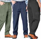 MENS WORKING/WALKING THERMAL LINED ACTION TROUSERS