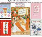 1st First Christmas Card Baby Daughter Grandaughter Son New Home Open   Free P&P
