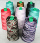 100% Merc Cotton Thread / Quilting Thread / Serging Thread (COLORS)